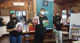 Gincana Virtual da ONG Foco Empreendedor