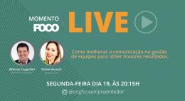 MomentoFoco: Live dia 19/10